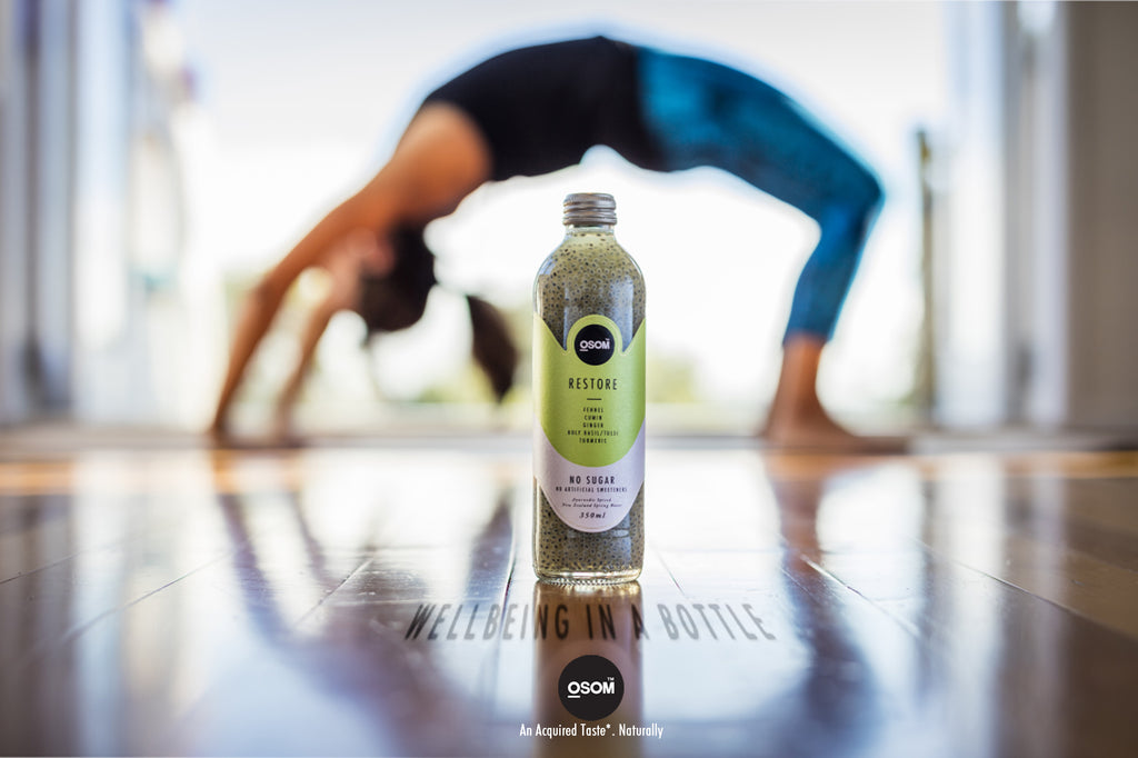 WELLBEING IN A BOTTLE