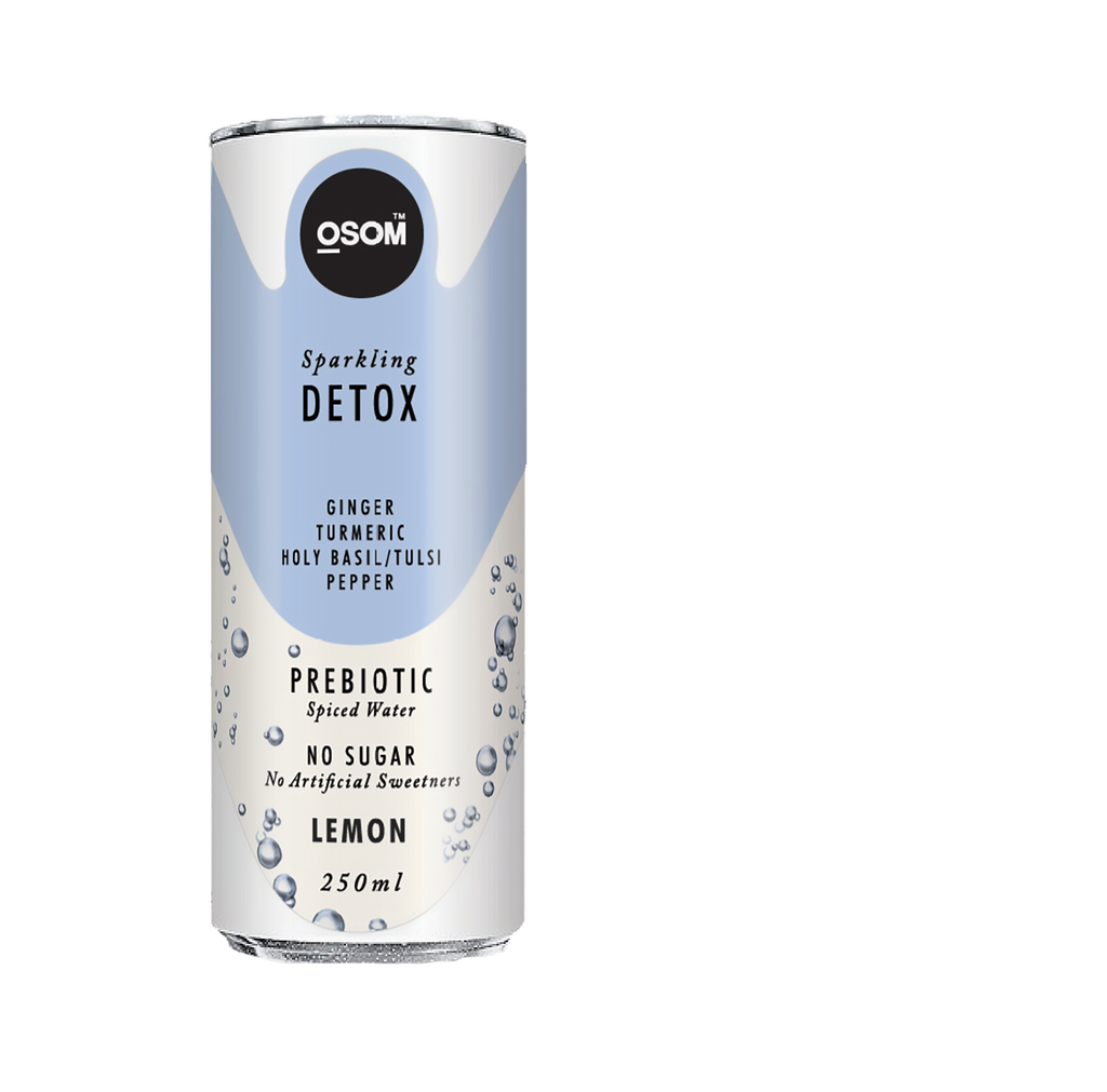 OSOM SPARKLING DETOX WATER PRODUCT 4PAK