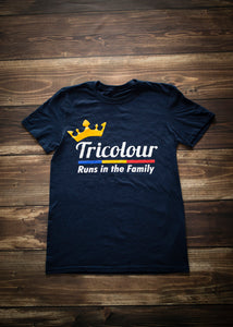 Tricolour Runs in the Family - Adult