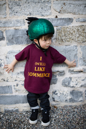 Kids Commerce Short Sleeve