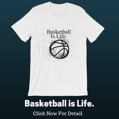 Basketball Custom T-shirt