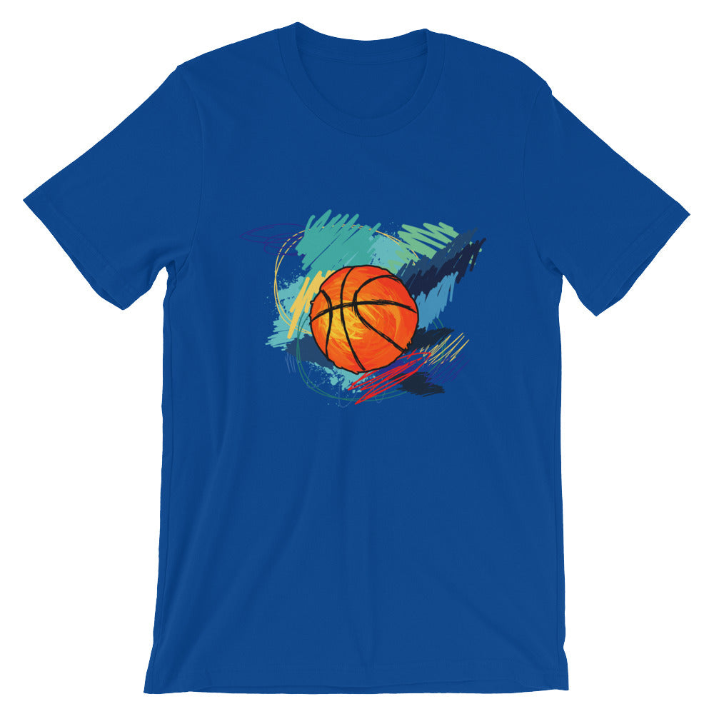 Abstract Basketball