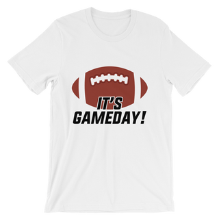 It's Game Day - Football T-Shirt - Crafted Sports