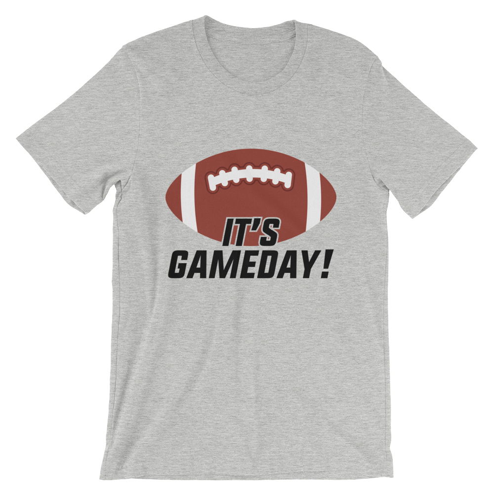 It's Game Day - Football T-Shirt