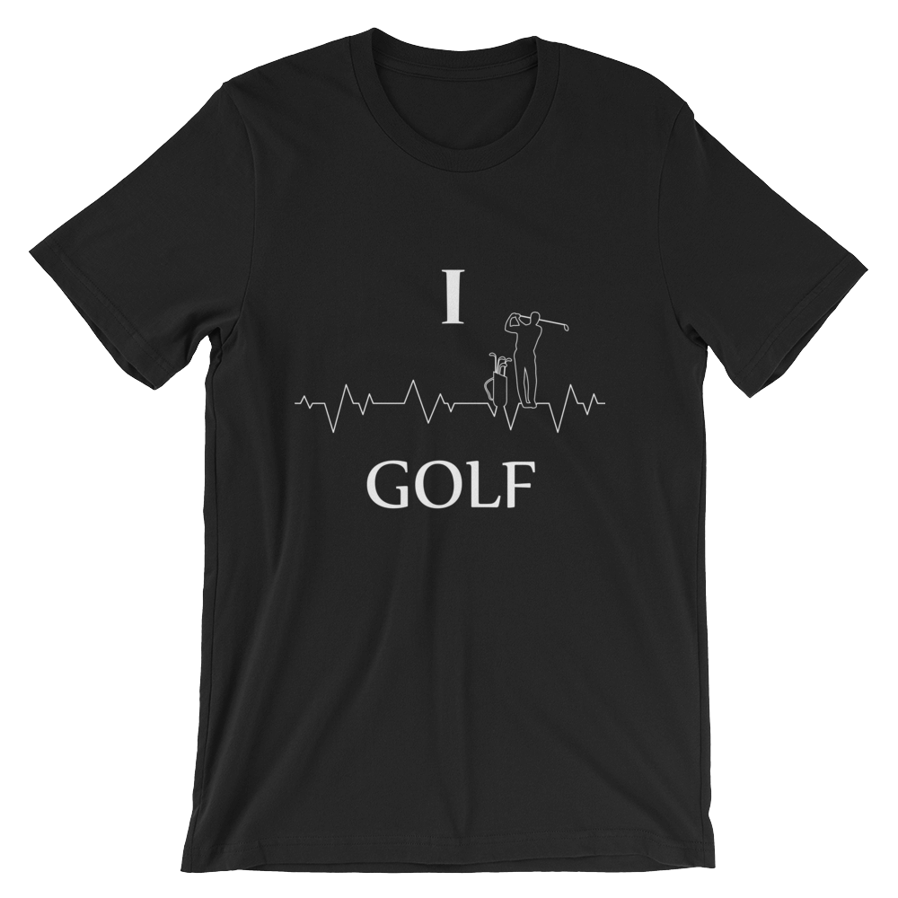 I Heartbeat Golf - Crafted Sports