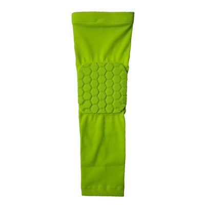 Breatheable Elbow Pad Arm Sleeve (1 Pc) - Crafted Sports