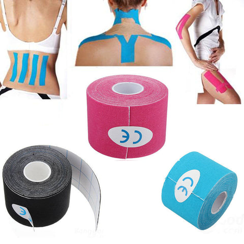 High Quality Kinesio Tape for Athletes - Crafted Sports