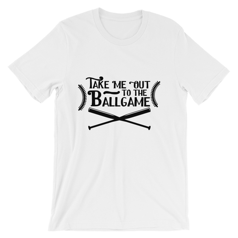 Take Me Out to the Ball Game - Crafted Sports