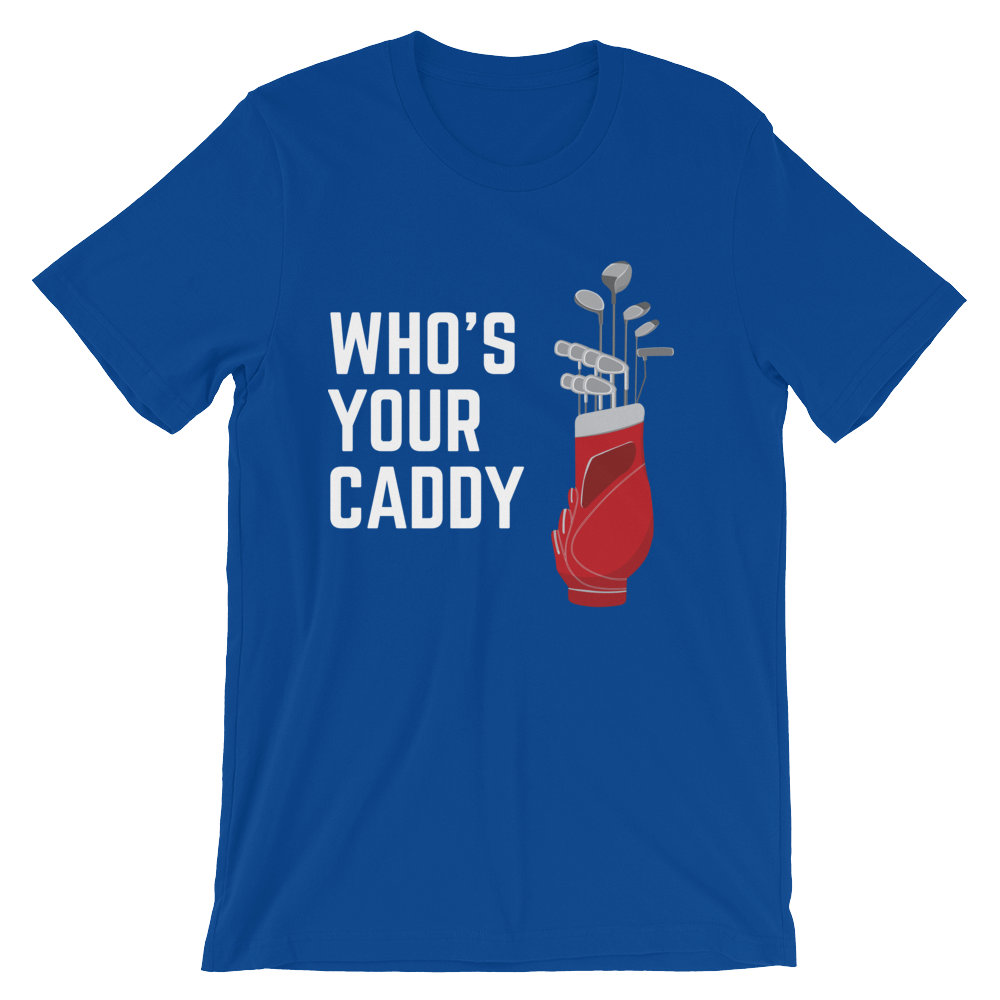 Who's Your Caddy? - Crafted Sports