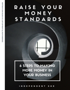 eBook:  Raise Your Money Standards - A eBook by Independent She
