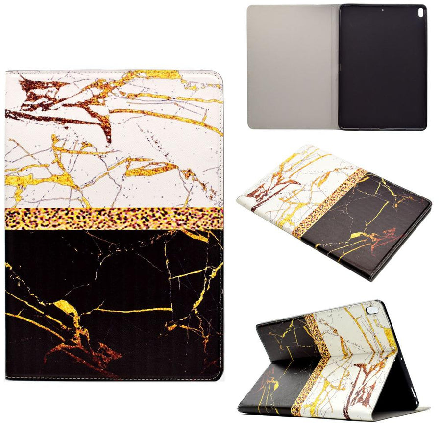 Apple iPad Marble Soft Protective Case & Stand - A Office by Independent She