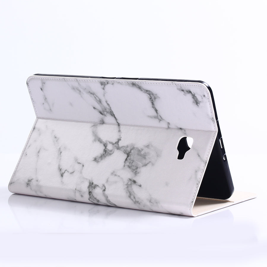 Luxury Marble Flip Protective Cover (Samsung Galaxy Tablet) - A Accessories by Independent She