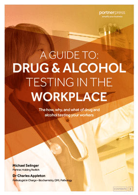 Drug & Alcohol Testing in the Workplace