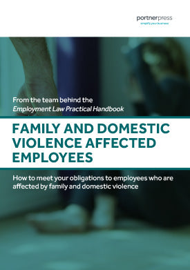 Family & Domestic Violence Affected Employees