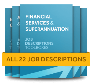 Job Descriptions Full Bundle