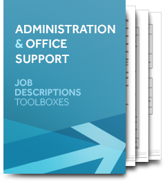 Administration & Office Support (Job Description)