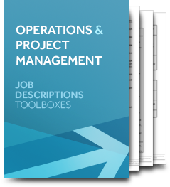 Operations & Project Management (Job Description)