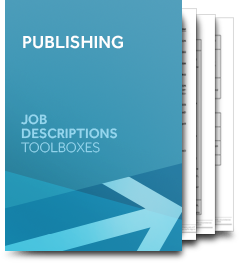 Publishing (Job Description)