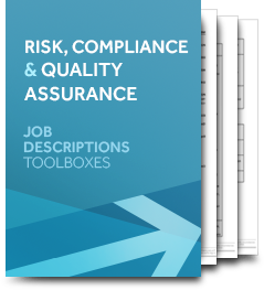 Risk, Compliance & Quality Assurance (Job Description)