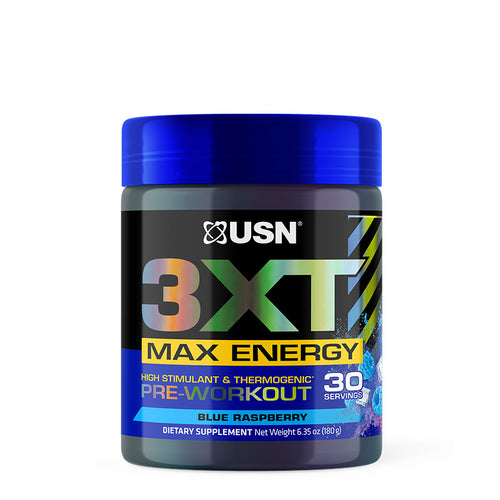3XT Max Energy Pre-workout