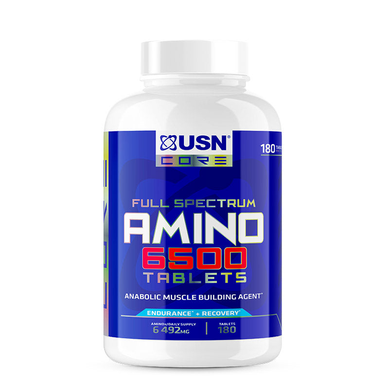 Amino 6500: Anabolic Muscle Building Agent