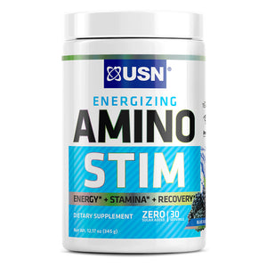 AMINOSTIM: Concentrated Focus, Energy and Recovery