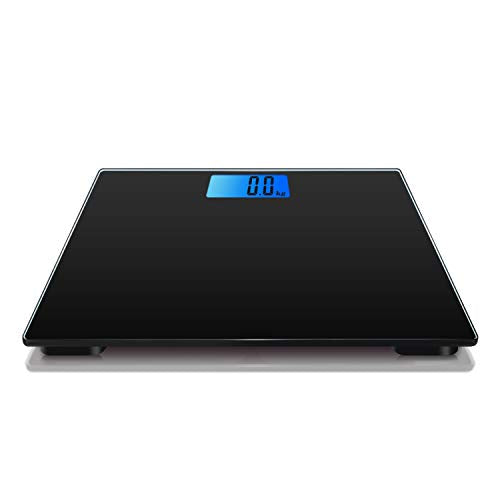 New Digital Electronic Bathroom Scale 180KG Backlit Weight Management - Jamaican Black Castor Oil & Hair Repair