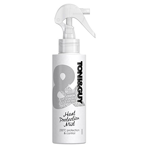 Toni & Guy Heat protection Mist 150ml - Jamaican Black Castor Oil & Hair Repair