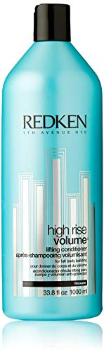 Redken High Rise Volume Lifting Conditioner, 33.79 Ounce - Jamaican Black Castor Oil & Hair Repair