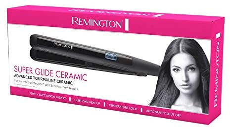 Remington Super Glide Ceramic Hair Straightener