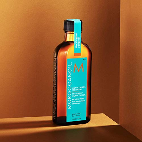 Moroccanoil Treatment 100ml - Jamaican Black Castor Oil & Hair Repair