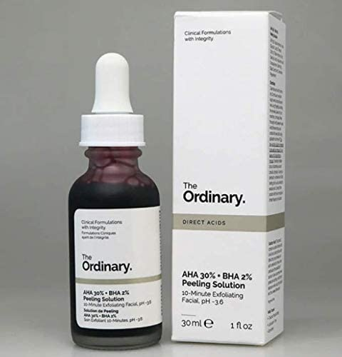 10 MINUTE THE ORDINARY AHA 30% + BHA 2% PEELING SOLUTION 30ML