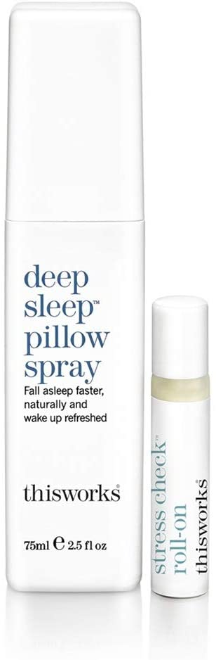 ThisWorks Deep Sleep Pillow Talk Set