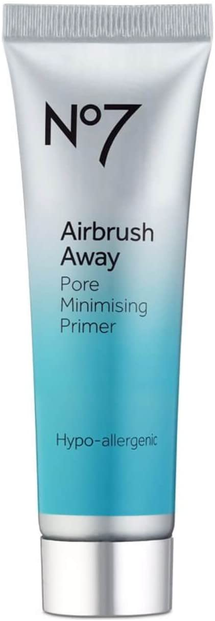 No7 Airbrush Away Pore Minimising Primer 1 oz by Boots