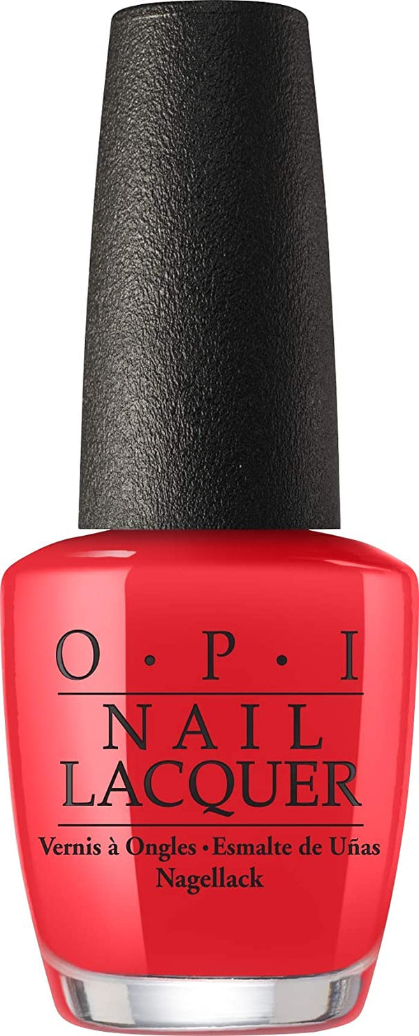 OPI Nail Lacquer Red My Fortune Cookie, 15ml