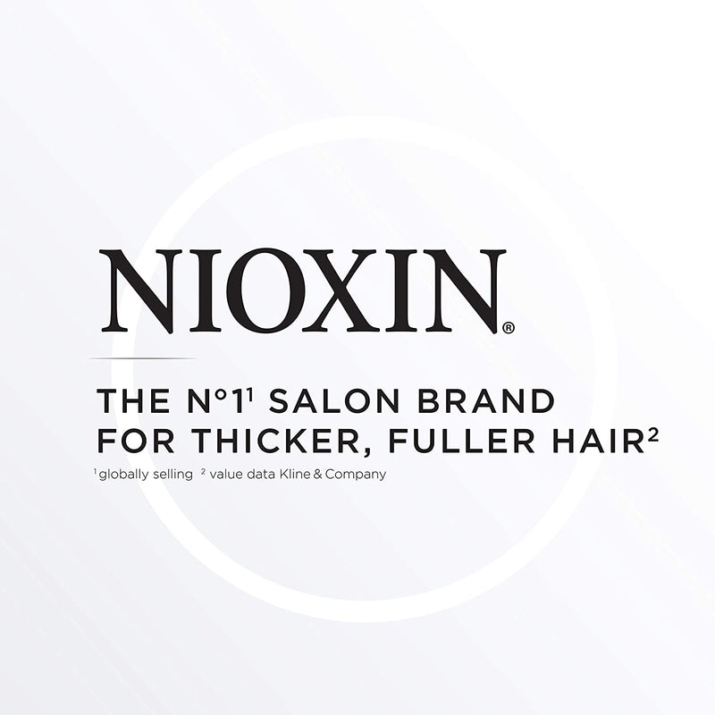 Nioxin 3D Styling Thickening Hair Gel - 140ml
