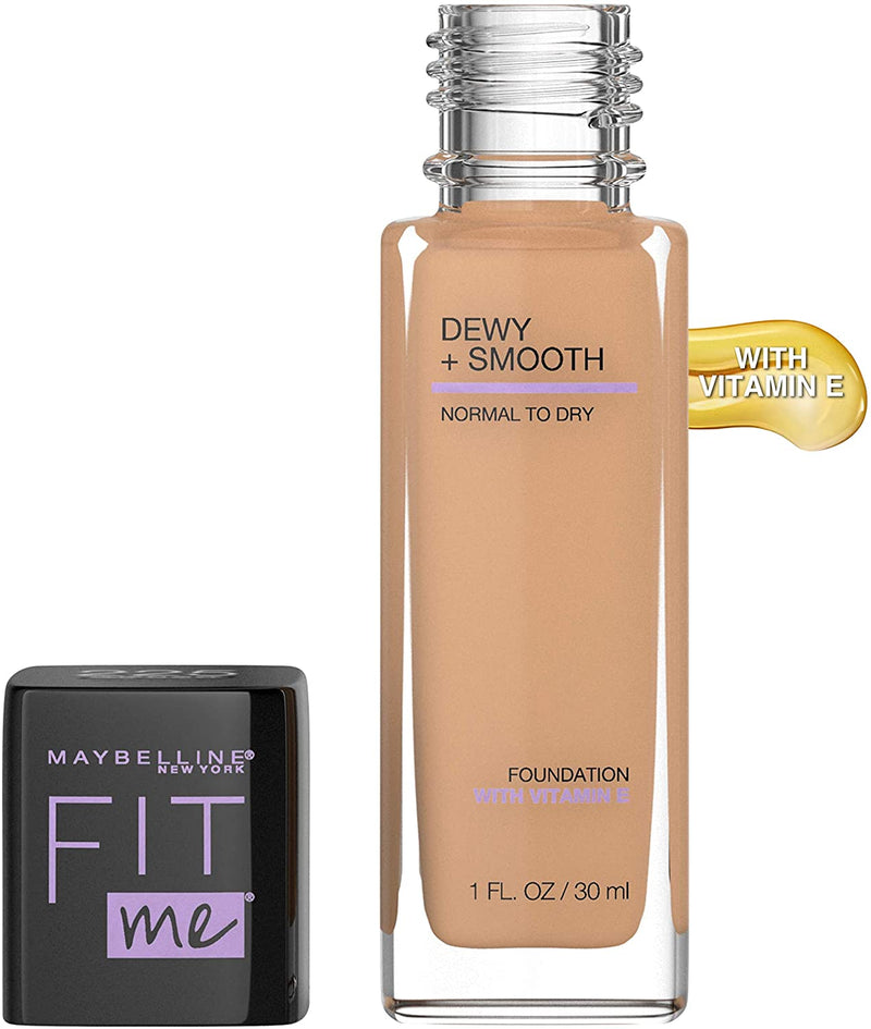 Maybelline New York Fit Me Make-up.