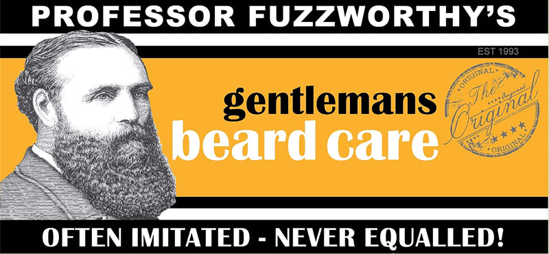 Professor Fuzzworthy's Apple Tonic BEARD SHAMPOO BAR - Light Fresh Scent | 100% Natural Premium Ingredients Promote Beard Growth Anti Itch | 4.2 oz bar - TWO 27 fl oz liquid shampoo