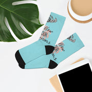 Follow Your Dreams DLYSI Socks
