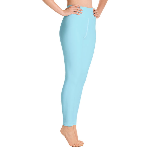 DLYSI Tiffany Blue Yoga Leggings