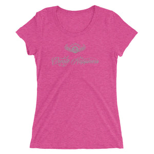 INSPIRED TO ... CREATE HAPPINESS Ladies' Short Sleeve T-Shirt