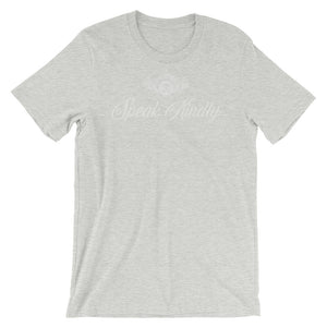 INSPIRED TO ... SPEAK KINDLY Men's Short-Sleeve T-Shirt