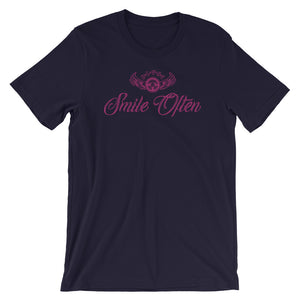 INSPIRED TO ... SMILE OFTEN Short-Sleeve T-Shirt