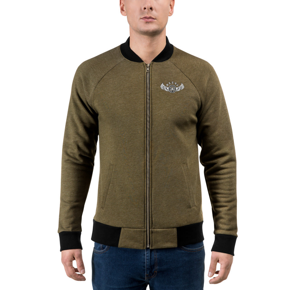 DLYSI Super Soft and Durable Bomber Jacket