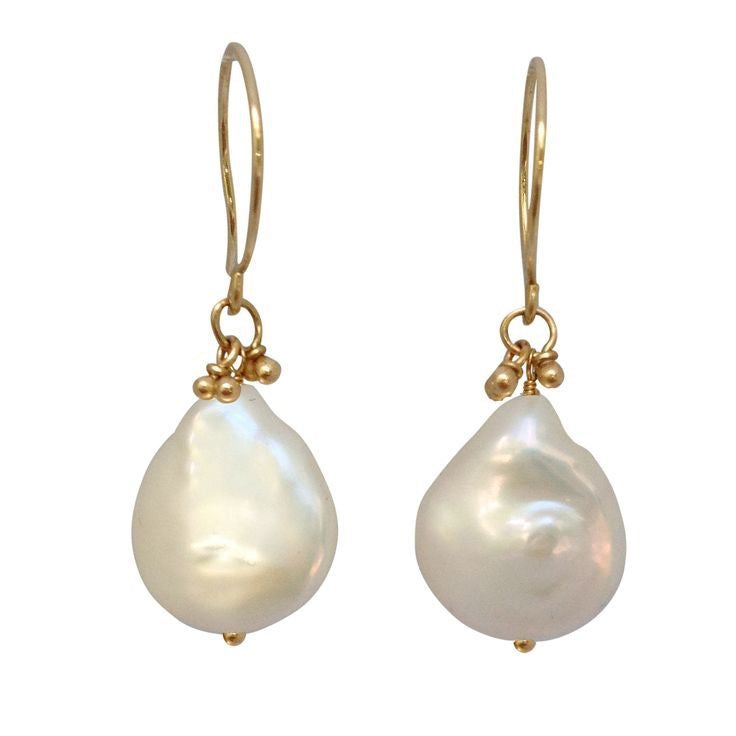 Tilda Keshi Pearl Earrings
