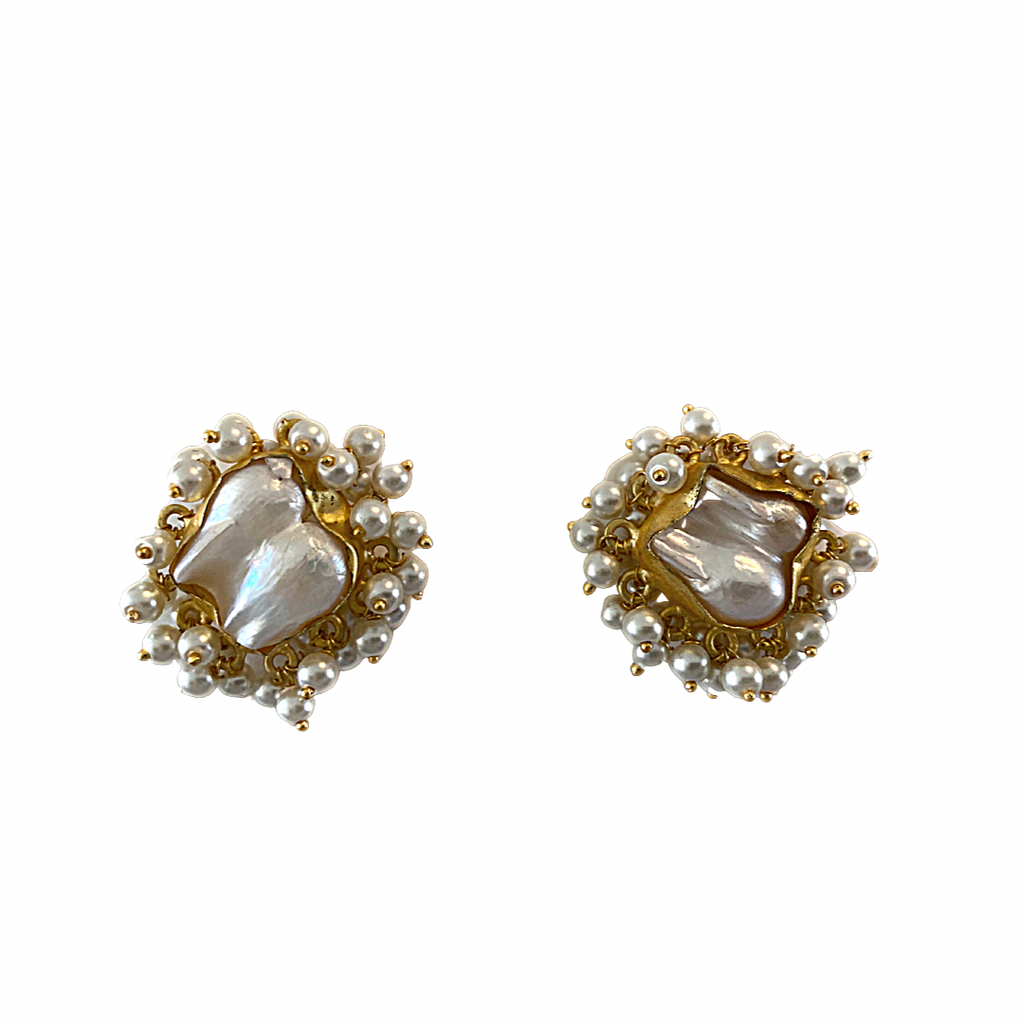 Lucia Pearl Studs