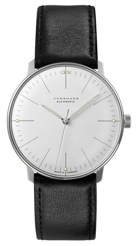 Junghans Max Bill Automatic Watches Watch made in Germany San Francisco Partita
