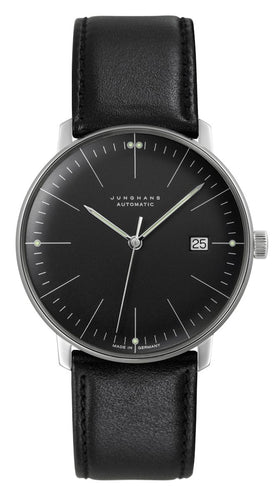 Junghans Max Bill Automatic Watches Watch made in Germany San Francisco Partita customer design jewelry