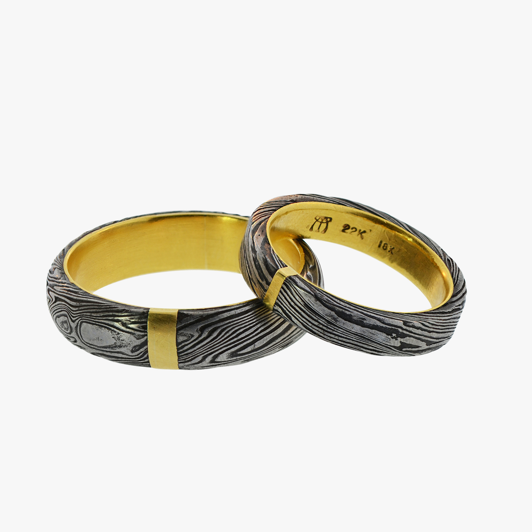 Namu Cho Wedding Bands