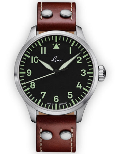 Taco, Pilot Basic Watch Augsburg 42, Made in Germany Official Distributor Partita San FRanisco